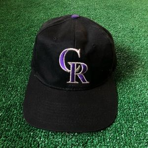 Vintage Colorado Rockies Hat